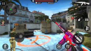 Cover Strike 3d team