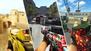 Cover Strike 3d team Shooter