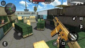 Cover Strike 3d team Shooter dmodapk