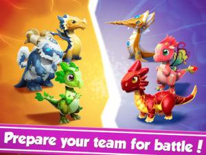 Dragon Mania Legends - Animal
