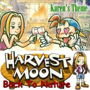Harvest MoonBack to Nature Mod Apk