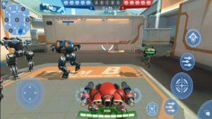 Mech Arena Robot dmodapk