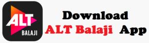 alt balaji app
