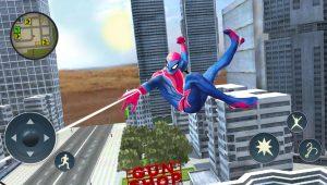 Spider Rope Hero Mod APK download