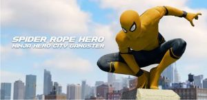 Spider Rope Hero Mod APK