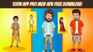 Toon App MOD APK Pro Download (Fully Unlocked)